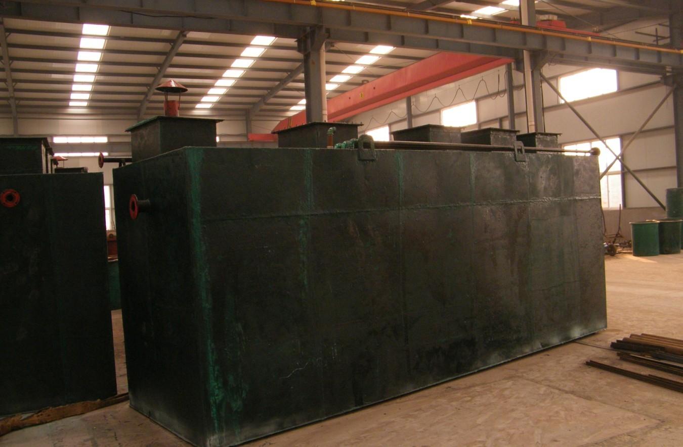农村一体化污水处理设备