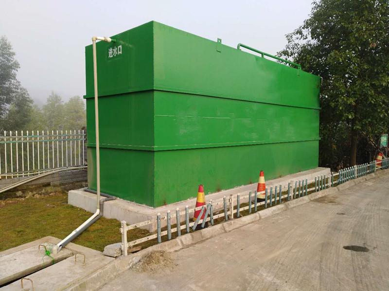 一体化污水处理设备是以什么来衡量价格的呢