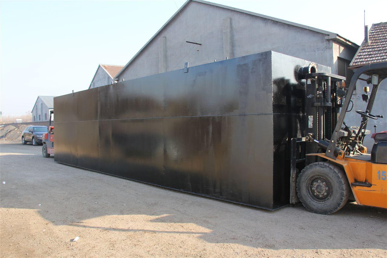 养猪厂【一体化污水处理设备】的特点