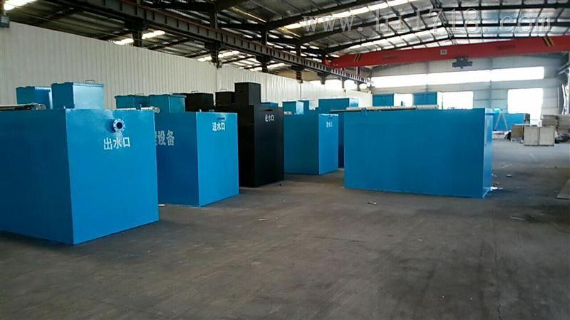一体化污水处理设备运维及故障检查