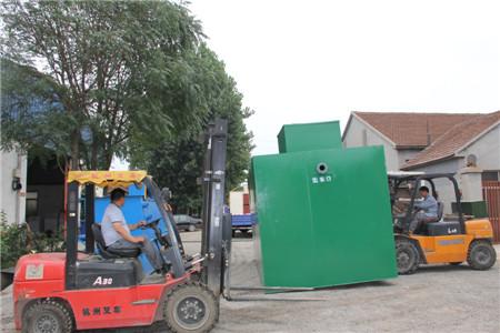 山东MBR一体化污水处理设备