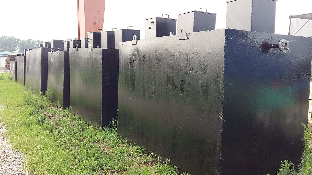 一体化污水处理设备在农村的市场分析--山东蓝天环保工程生产厂家