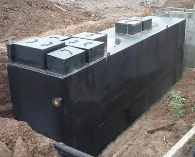 农村地埋式一体化污水处理设备