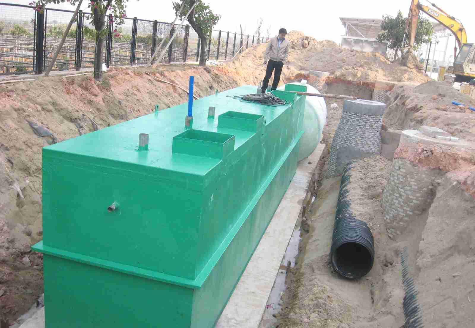 屠宰场一体化污水处理设备厂