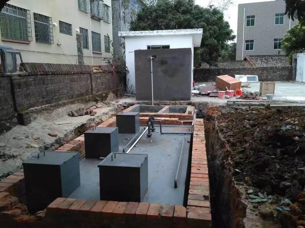 湖南生活一体化污水处理设备