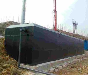 工业污水处理设备出现问题该如何处理