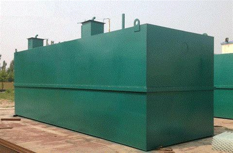 遼源/通化一體化污水處理設備如何進行保養?