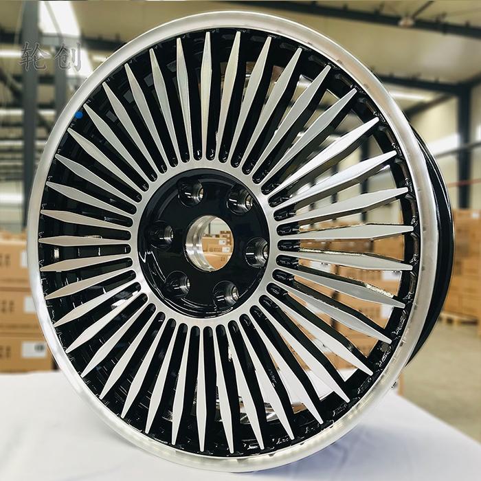 铝合金轮毂改装的特点讲解