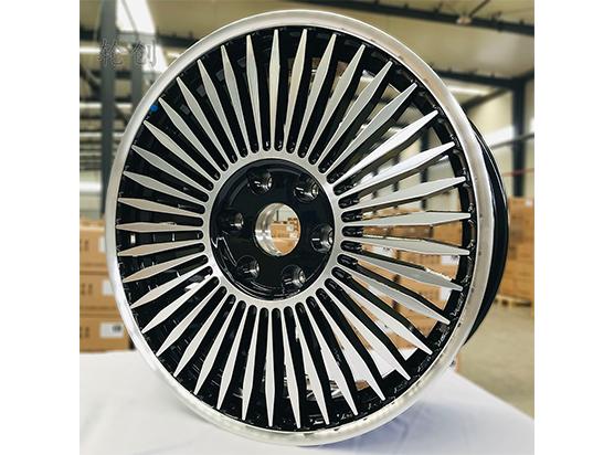 汽车铝合金轮毂选择的事项讲解