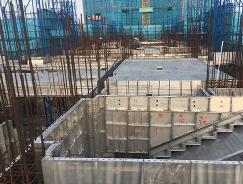 影响重庆建筑铝模板质量的因素