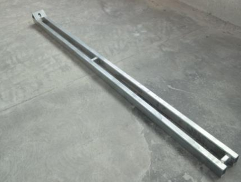 建筑铝模板安装