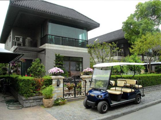 T-A4+2电动高尔夫球车