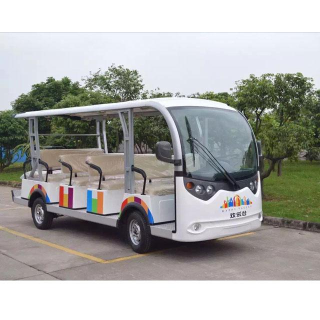 LT-S14 十四人座电动观光车