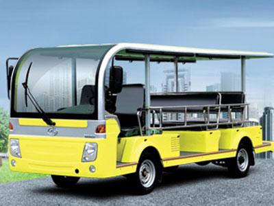 绿通燃油观光车