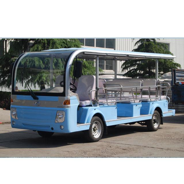 FT6151Q  14座燃油车