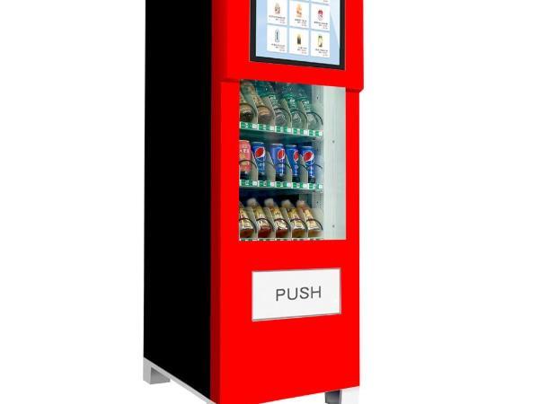 自动售货机批发浅谈自动售货机的选址技巧