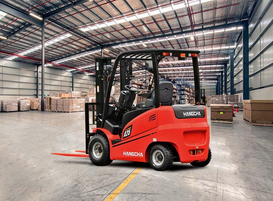 杭叉A系列1-3.5吨蓄电池叉车