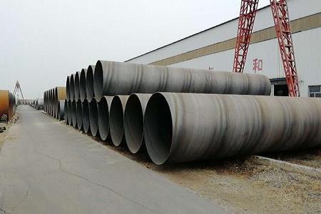 焊接螺旋钢管