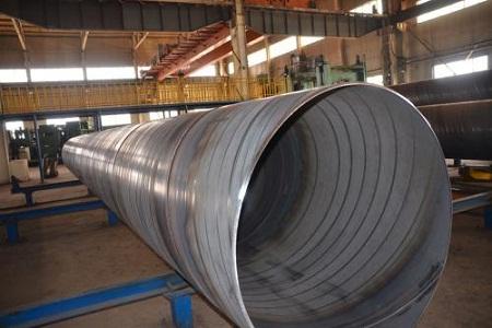 国标螺旋钢管