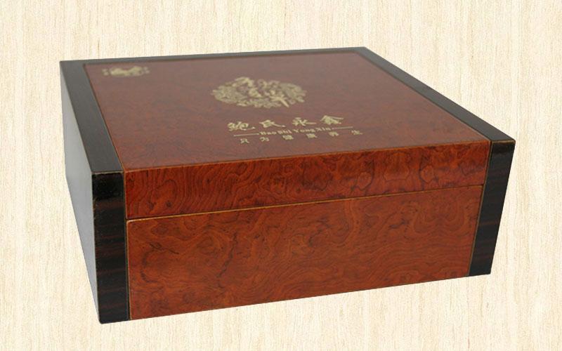 冬虫夏草包装盒