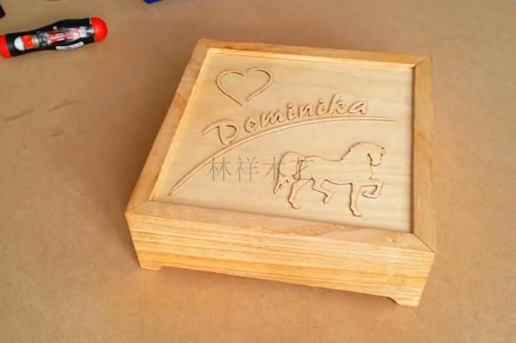 木盒制作1