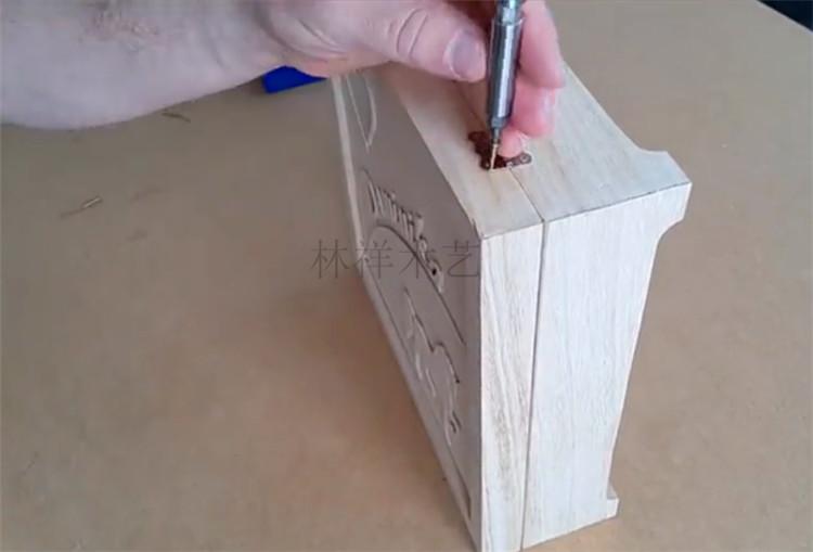 木盒制作33