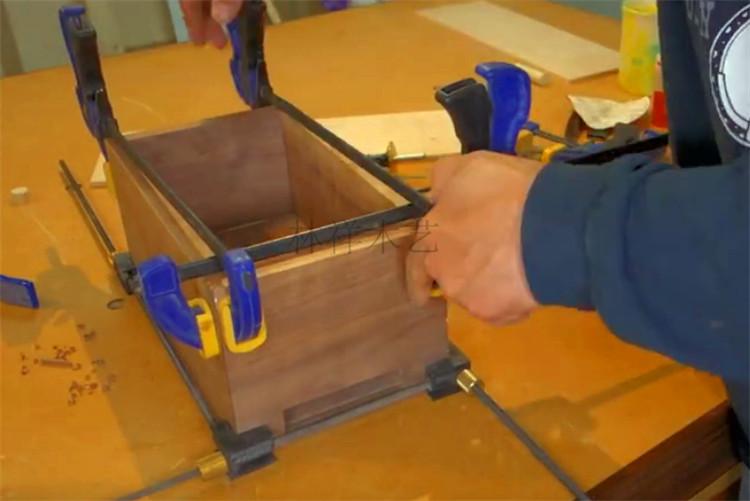机关盒制作流程24