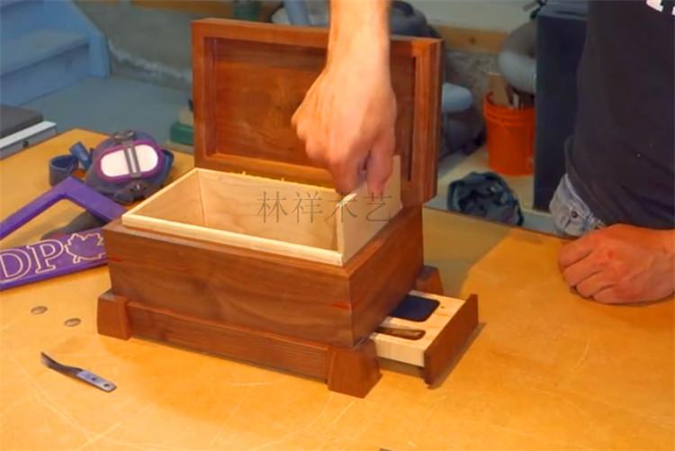 机关盒制作流程45
