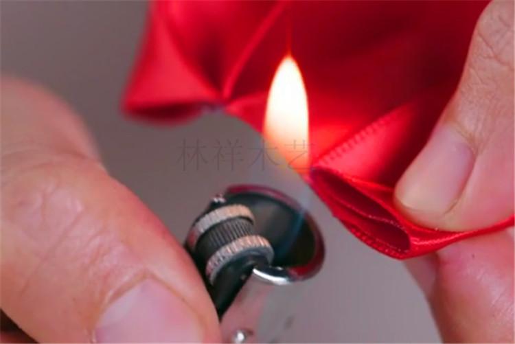 木盒玫瑰制作6