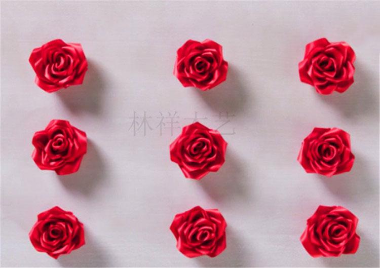 木盒玫瑰制作12