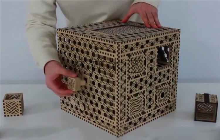 机关盒11