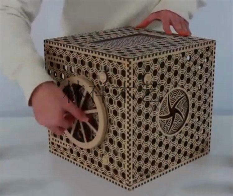 机关盒12