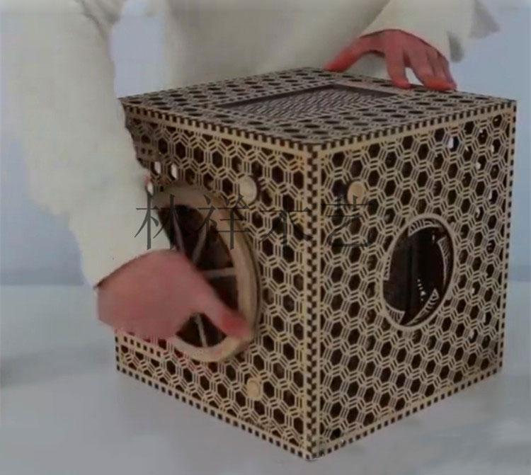机关盒13