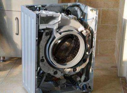 襄州洗衣机维修简述滚筒洗衣机门关不上的原因