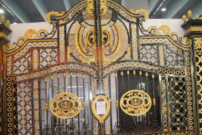 天津欧式铁艺大门