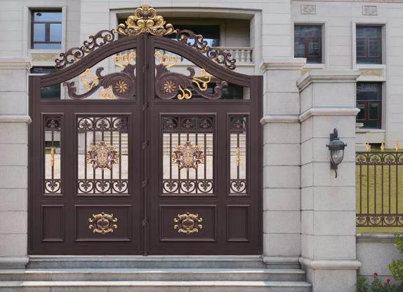 如何延长庭院铝艺大门的使用寿命