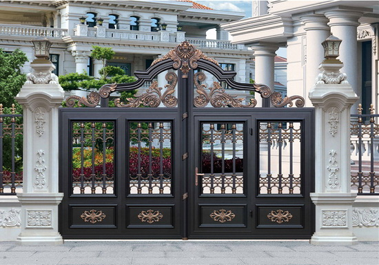 萊蕪/臨沂帶你了解鐵藝大門的安裝方法介紹