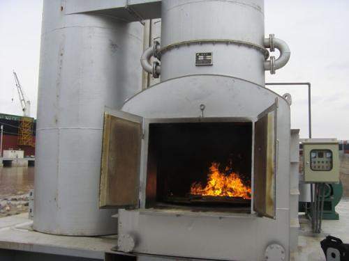 垃圾焚烧炉