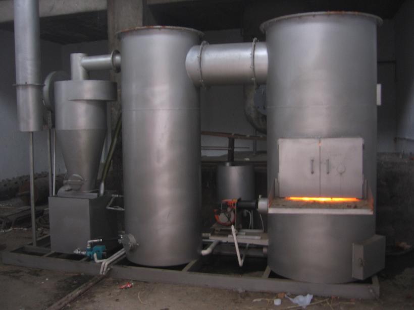 电厂垃圾焚烧炉渣分选设备