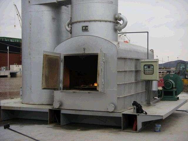 生产焚烧垃圾发电设备