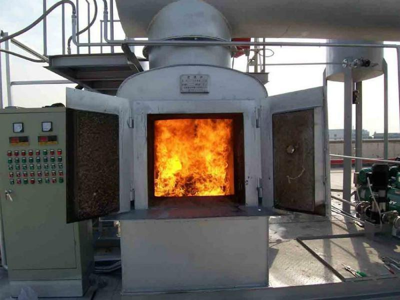 农村垃圾焚烧炉