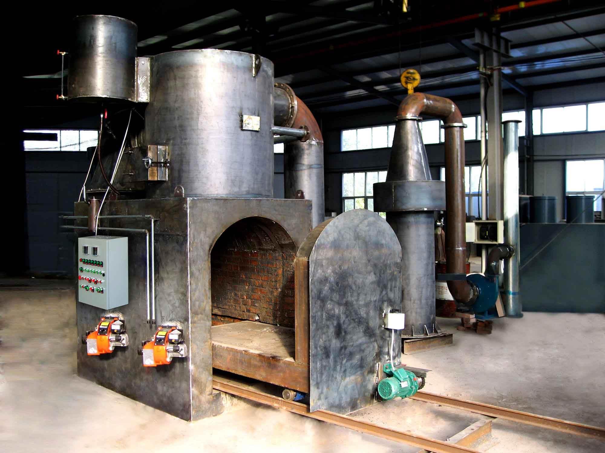小型垃圾焚烧炉炉膛漏风对炉膛传热和系统热量分配的影响
