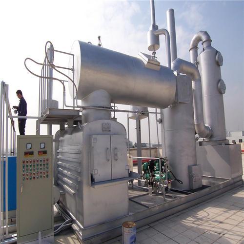 细述装修垃圾焚烧炉采用的除尘措施