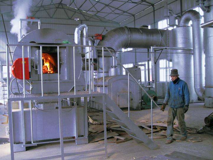 生活垃圾焚烧炉烟气处理设备及方法简单介绍