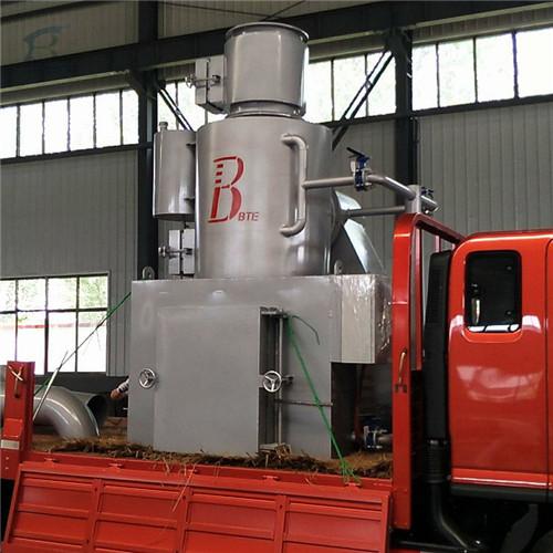 机械往复式垃圾焚烧设备