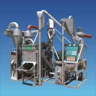 碾米机械制造行业的上游为动力配套件