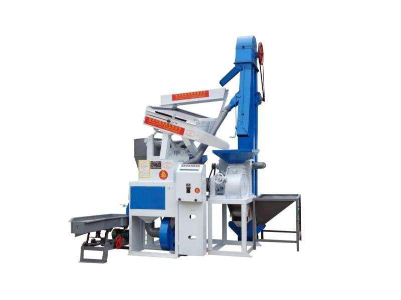碾米机的设计制造和供应服务