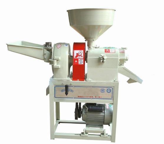 湖南碾米机的几个主要构成部件和工作原理