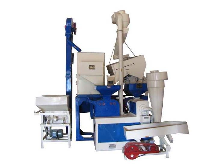 简单介绍湖南组合打米机厂家常用的维修方法