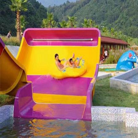 如何选到合适的新疆大型水上游乐园设备